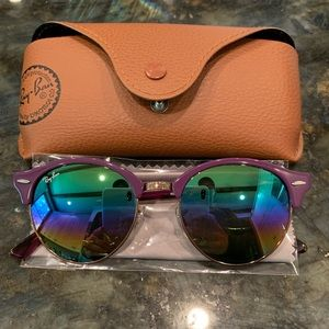 Ray-Ban RB4246 Clubmaster - NEVER WORN